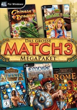 Das große Match 3 Megapaket