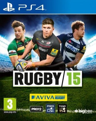 Rugby 15 (GB-Version)
