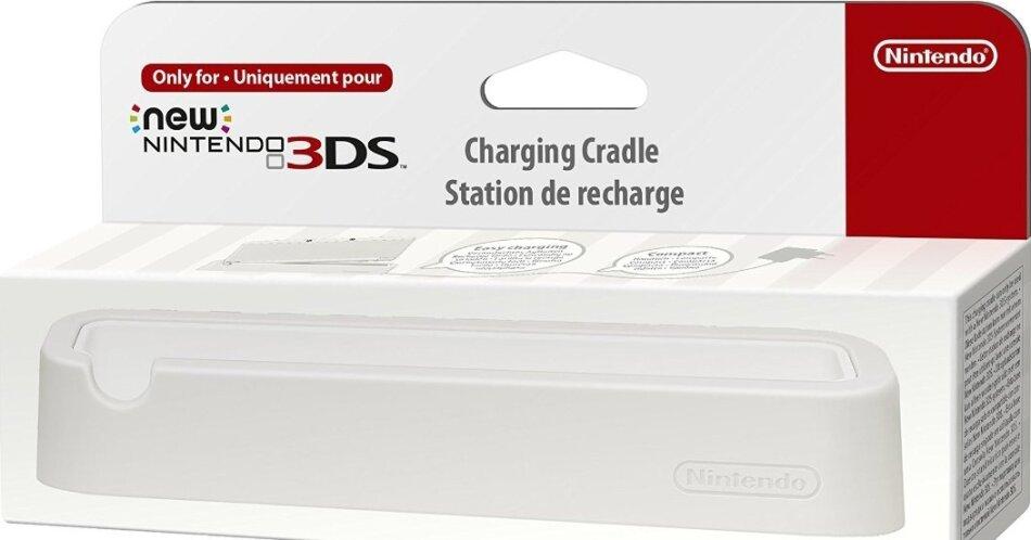 Ladestation für New Nintendo 3DS (weiß)
