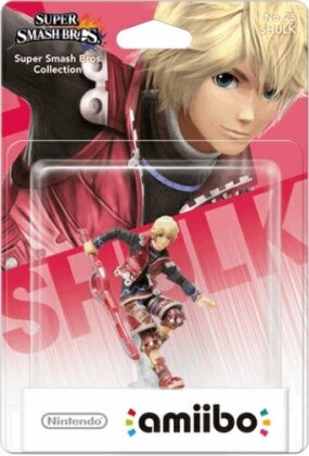 amiibo Super Smash Bros. Character No. 25 - Shulk