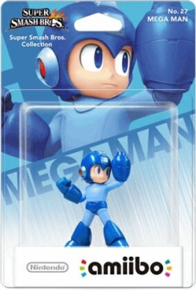 Amiibo Smash Mega Man