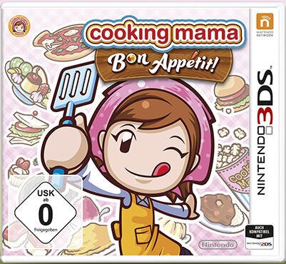 Cooking Mama 5 Bon Appetit (GB-Version)