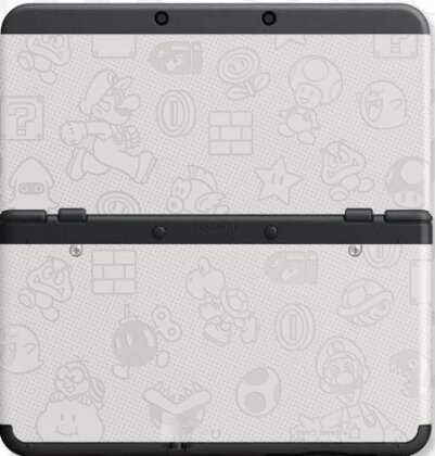 NEW 3DS COVER 012 MARIO WORLD WEISS