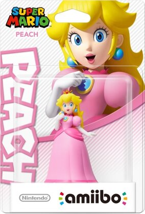 Amiibo Supermario Peach