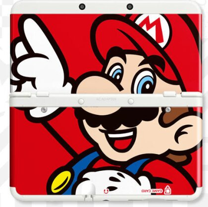 NEW 3DS COVER 001 MARIO