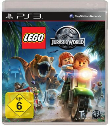LEGO Jurassic World (German Edition)
