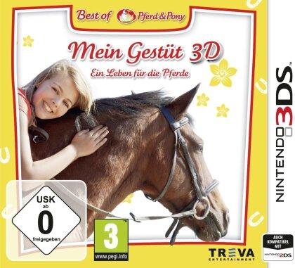 Mein Gestüt 3D - Ein Leben Für Die Pferde (Best Of)