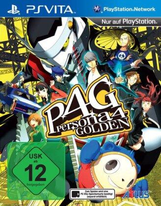 Persona 4 Golden - Relaunch [PSVita]