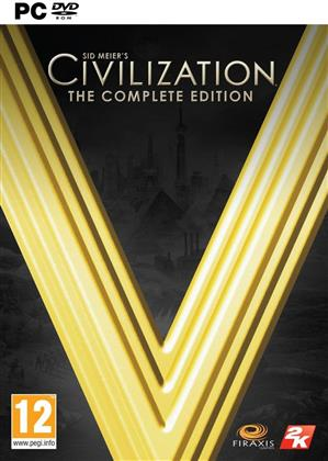 Sid Meier's : Civilization V - Complete Edition