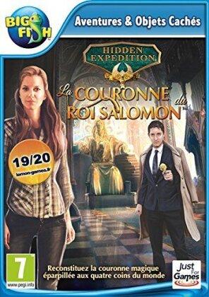 Hidden Expedition : La Couronnne du Roi Salomon