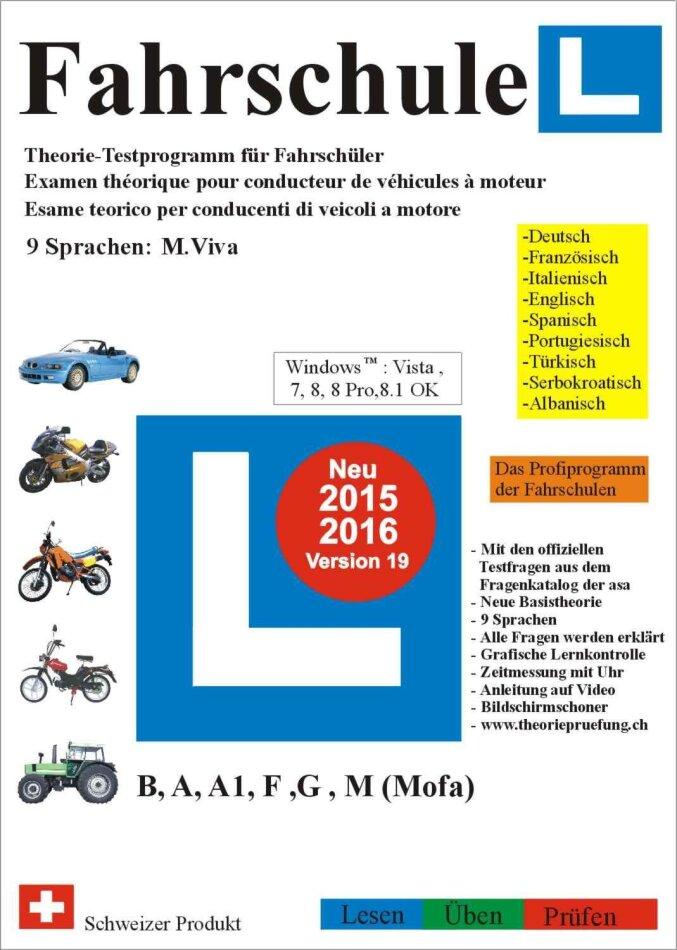 Fahrschule L19/ Auto-École L19