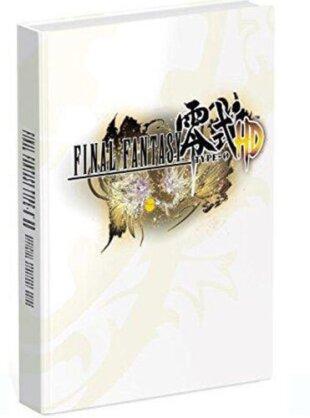Final Fantasy Type-0 HD Lösungsbuch