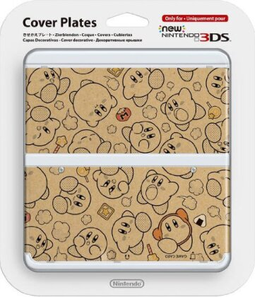 NEW 3DS COVER 021 KIRBY