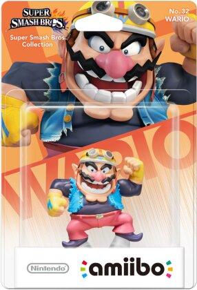 Amiibo Super Smash Bros. Character Wario
