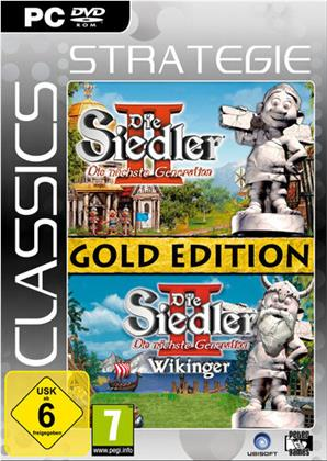 Siedler 2 Gold (Classic) (Gold Édition)