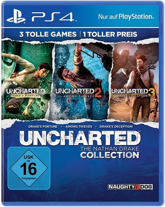 Uncharted: Nathan Drake Collection (German Edition)