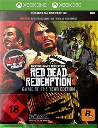 Red Dead Redemption (German Game of the Year Edition)