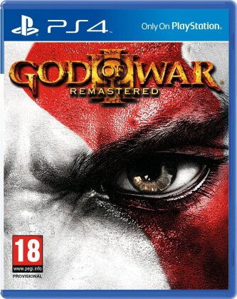 God of War 3 (Version Remasterisée)