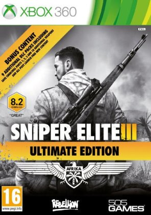 Sniper Elite III (Édition Ultime)
