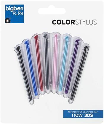 3DSN Stylus Set Rainbow (8 Stück)