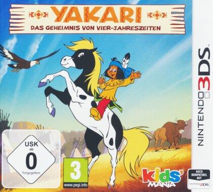 Yakari: Das Geheimnis von Vier-Jahreszeiten