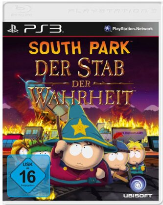 South Park: Der Stab der Warheit (German Edition)