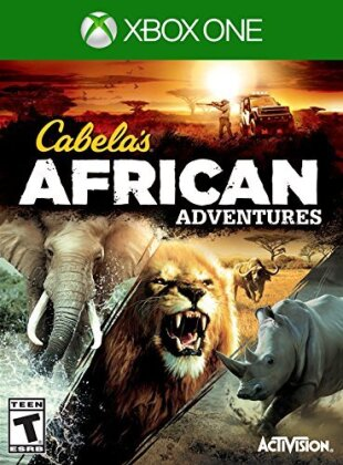 Cabelas African Adventure (US-Version)