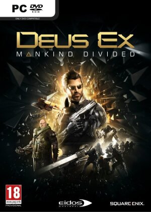 Deus Ex : Mankind Divided (Day One Edition)