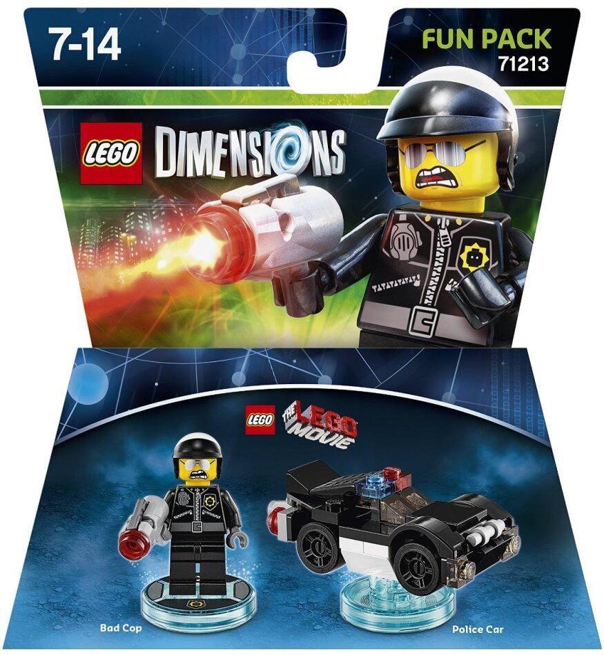 LEGO Dimensions Fun Pack Lego Movie Bad Cop