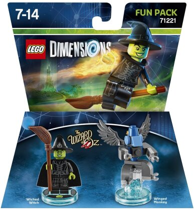 LEGO Dimensions Fun Pack: Wizard of Oz - Wicked Witch