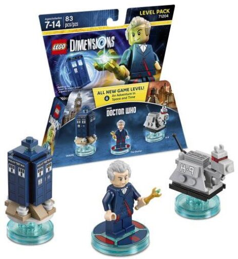 LEGO Dimensions Level Pack Doctor Who