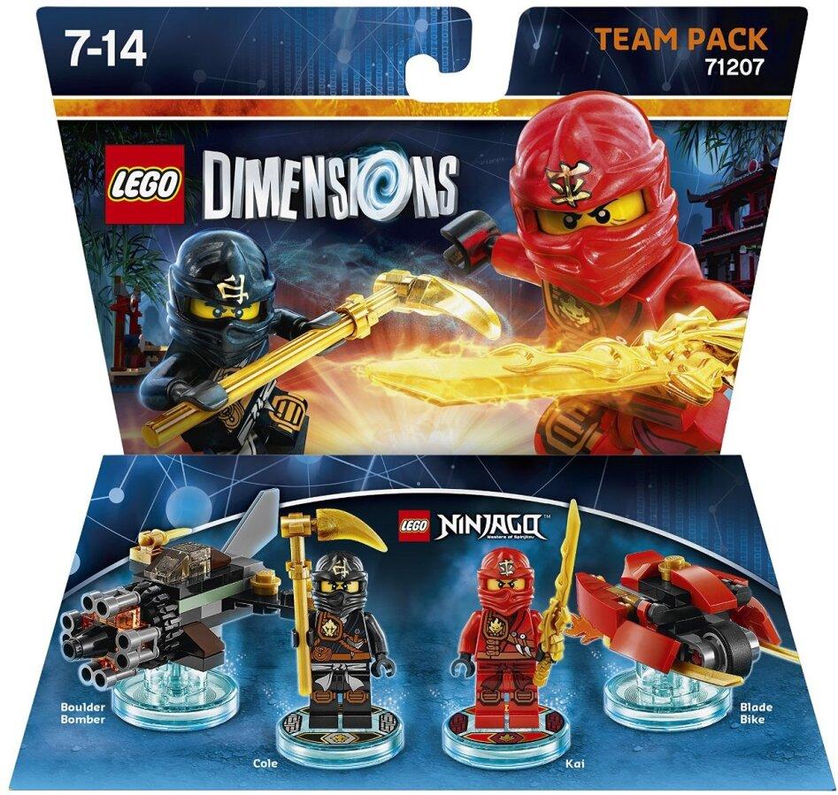LEGO Dimensions Team Pack Ninjago