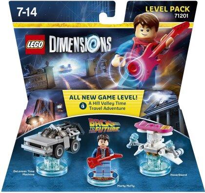 LEGO Dimensions Level Pack: Zurück in die Zukunft