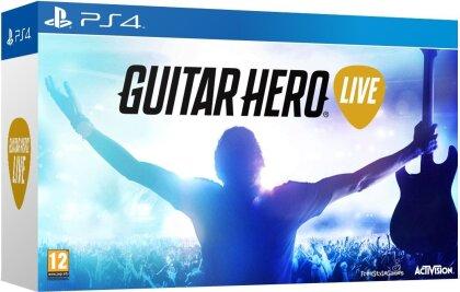 Guitar Hero Live inkl. Gitarre