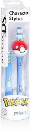 PDP NDS 3D Pokemon Stylus Pen Piplup blue