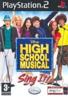 High School Musical: Sing it! standalone