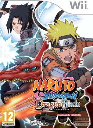 Naruto Shippuden Dragon Blade Chronicles