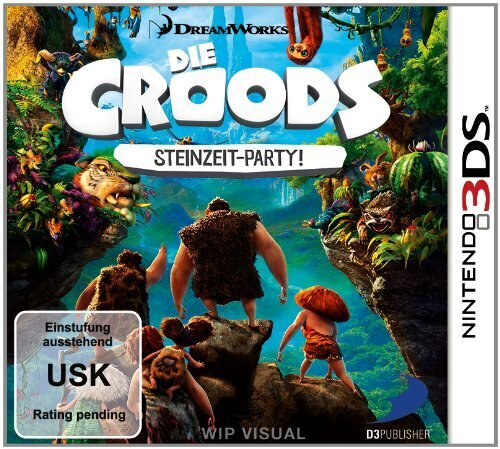 Die Croods: Steinzeit Party