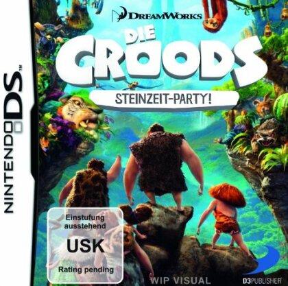 Die Croods: Steinzeit Party