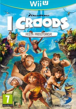 Croods: Festa Preistorica