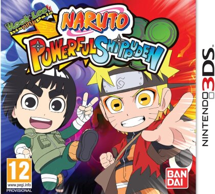 Naruto Powerful Shipudden