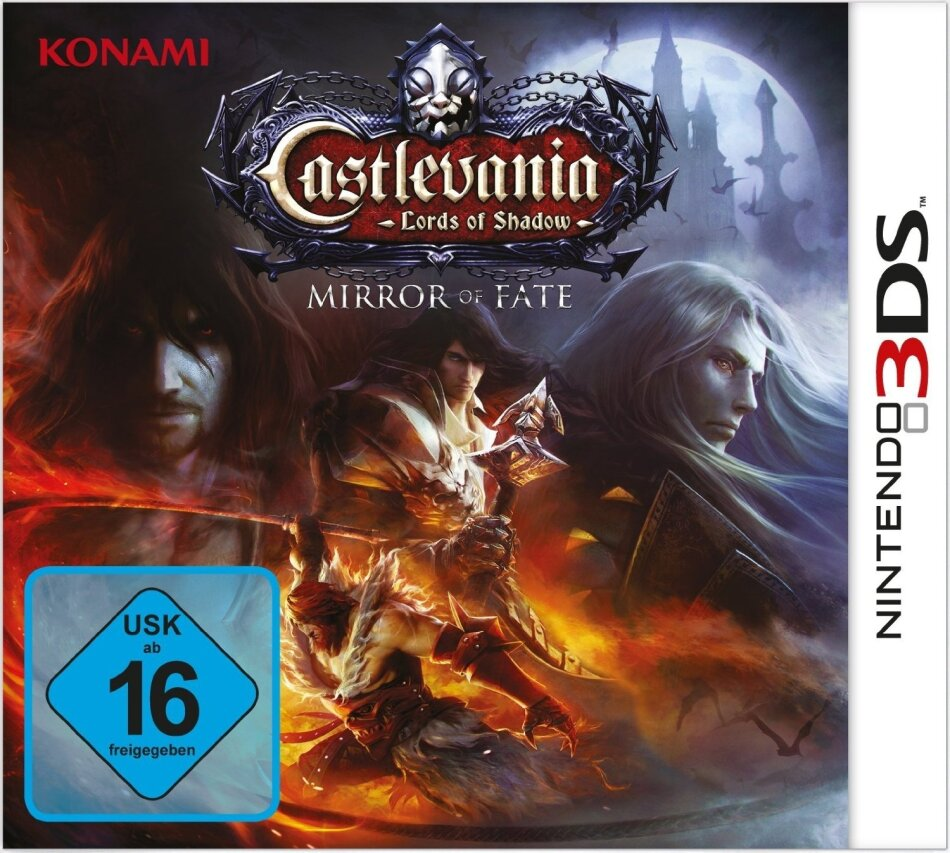 Castlevania Lords of Shadow: Mirrors of Fate
