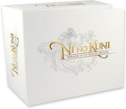 Ni No Kuni : Der Fluch der weissen Königin - Wizard Edition