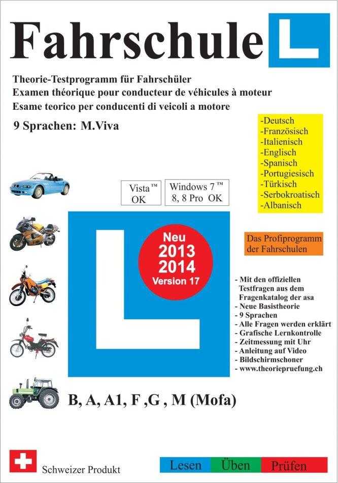 Fahrschule L17 / Auto-École L17