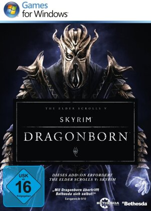 The Elder Scrolls V : Skyrim Dragonborn
