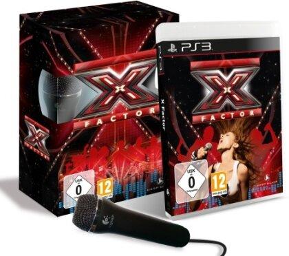 X Factor + 2 Microphones