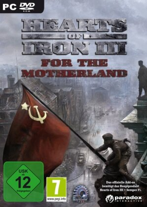 Hearts of Iron 3 For the Motherland (Add-On)