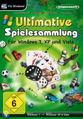 Die Ultimative Spielesammlung für Windows 7, XP und Vista