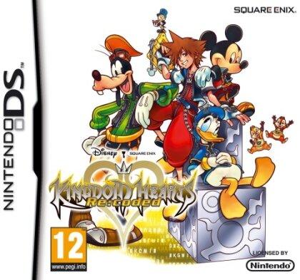 Kingdom Hearts RE:Coded (IT)