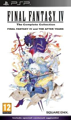 Final Fantasy IV The Complete Collection (IT) (Édition Spéciale)